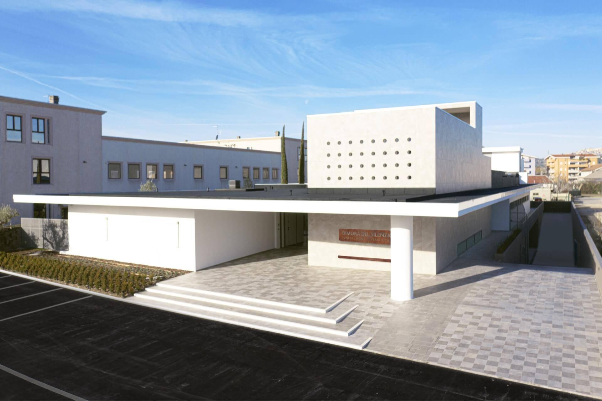 casa funeraria verrocchio onoranze funebri_esterno